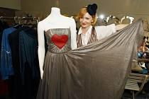 Pod názvem Aňa for pietro with love připravila herečka Aňa Geislerová (na snímku) nové modely pro sezonu podzim a zima 2010.