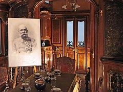 Vlakový vůz Františka Josefa I..