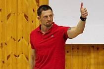 SPORTOVNÍ ŘEDITEL Dukly Daniel Čurda.