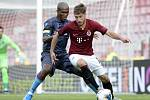 Úvodní utkání 3. předkola fotbalové Evropské ligy: Sparta Praha - Trabzonspor
