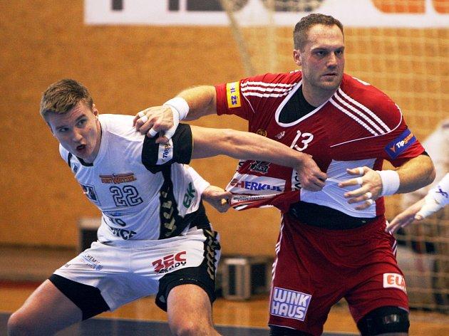 Házenkáři pražské Dukly prohráli v Lovosicích.