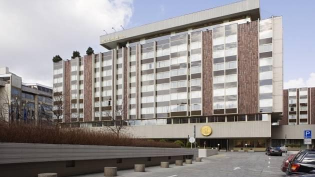 Hotel InterContinental v Praze.