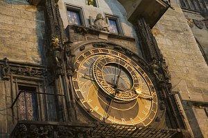 Staroměstská radnice - orloj.