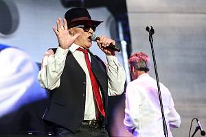 Koncert 30 let bez okupantů ve středu 18. srpna 2021 v Praze na Výstavišti.