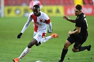 Slavia si poradila s Jabloncem hladce 3:0