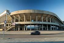 Stadion na Strahově.