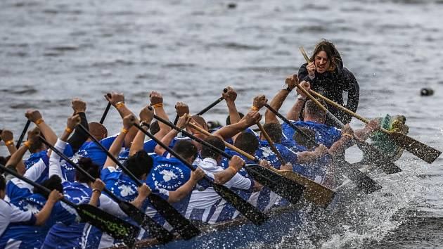 Festival je nejstarším závodem dračích lodí v České republice, letos se koná již 18. ročník.