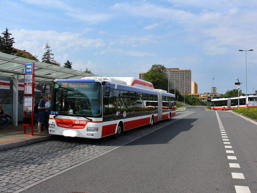 Kladenská doprava v systému PID. Ilustrační foto.