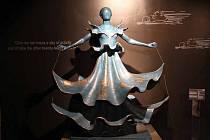 Muzeum Enigma vystavuje dílo Salvadora Dalího.