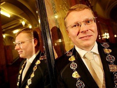 Starosta Prahy 1 Petr Hejma.