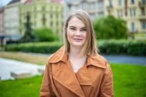 Nicole Fryčová je čerstvou absolventkou právnické fakulty.