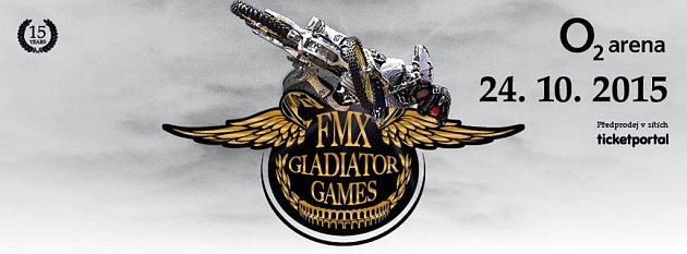 FMX Gladiator Games, nejstarší evropská freestyle motokrosová akce.