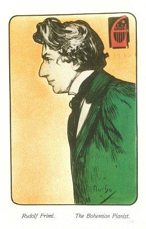 Rudolf Friml.