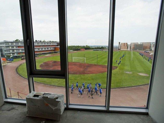 Stadion Přátelství. Ilustrační foto.