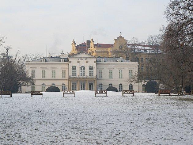 Zahrada Kinských.