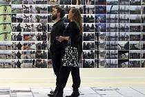 Aj Wej-wejovo dílo ve Veletržním paláci v Národní galerie.