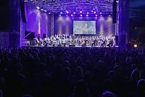 Symfonický orchestr Českého rozhlasu. Ilustrační foto.