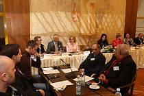 Mezinárodní seminář na téma Začleňování a udržení znevýhodněných skupin na trhu práce.