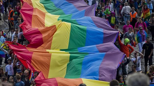 Tradiční barevný pochod se uskuteční příští sobotu.