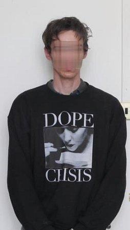 Zadržený mladík 2