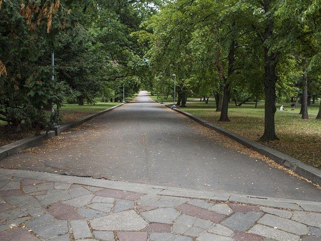 Park Letná.