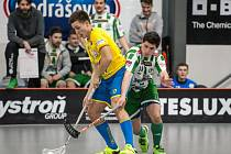 Tipsport Superliga mužů. FBC Ostrava vs. Bohemians Praha.