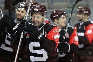 Hokejisté Sparty. Ilustrační foto.