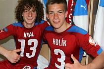 Do pražské Slavie přestoupil z 1. FC Slovácko mládežnický fotbalový reprezentant Libor Holík.