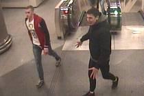 Pražská policie pátrá po skupině mladíků, kteří počátkem ledna napadli pracovníky ostrahy ve vestibulu stanice metra Letňany.