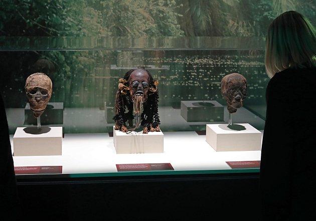 Mumie světa: evropská premiéra originální výstavy pouze v Praze.