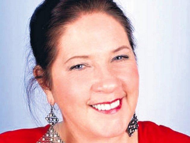 Kathy Kelly, zpěvačka, někdejší členka Kelly Family.