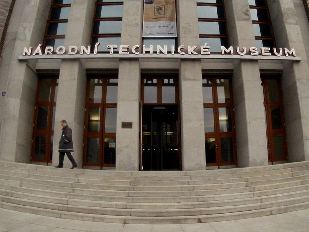 Národní technické muzeum. Ilustrační foto.