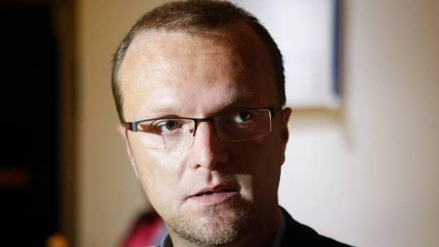 Martin Netolický.