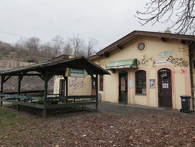 Nádražní restaurace Bubeneč.