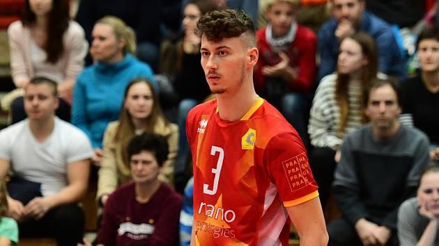 Hrdina tiebreaku. Petr Špulák úspěšně doservíroval utkání na Kladně.