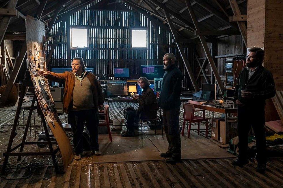 Strahovské autokino promítá v pátek film Rytíři spravedlnosti.