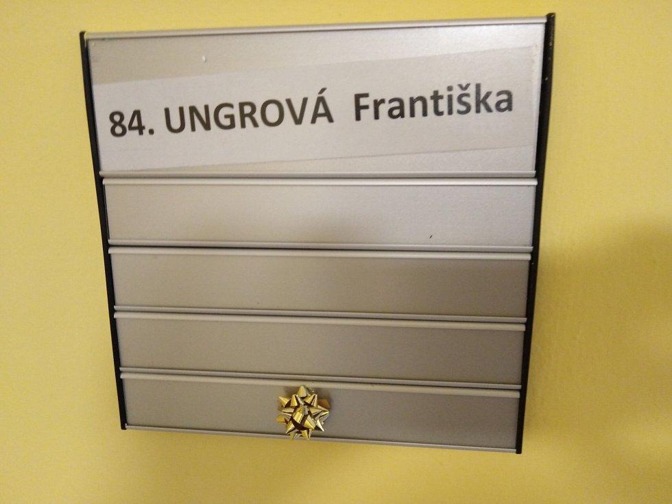 Františka Ungrová.
