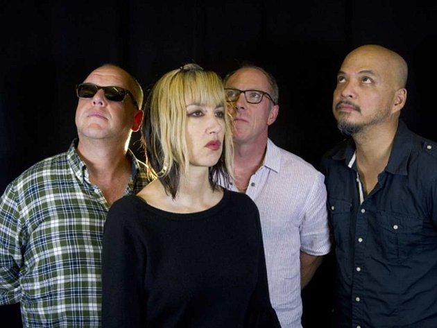 Kapela Pixies.
