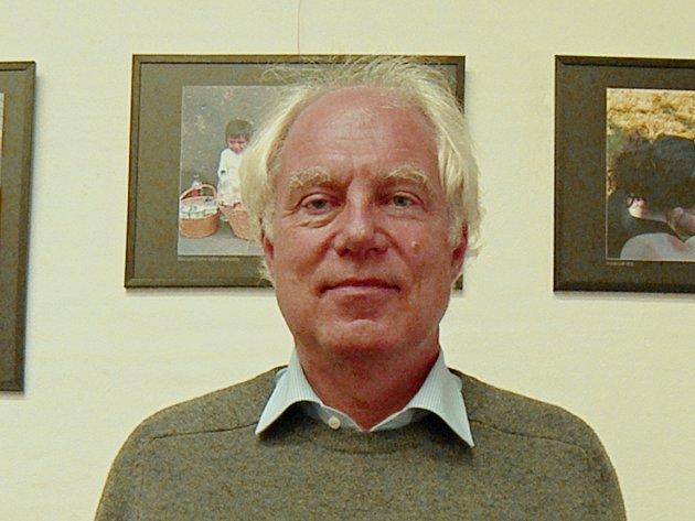 Profesor Univerzity Karlovy Martin Potůček
