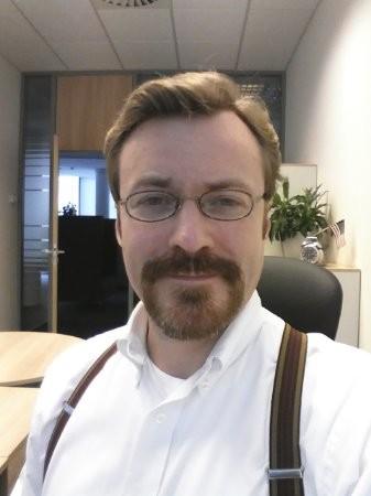 Paul Backus je Američan žijící v Praze.