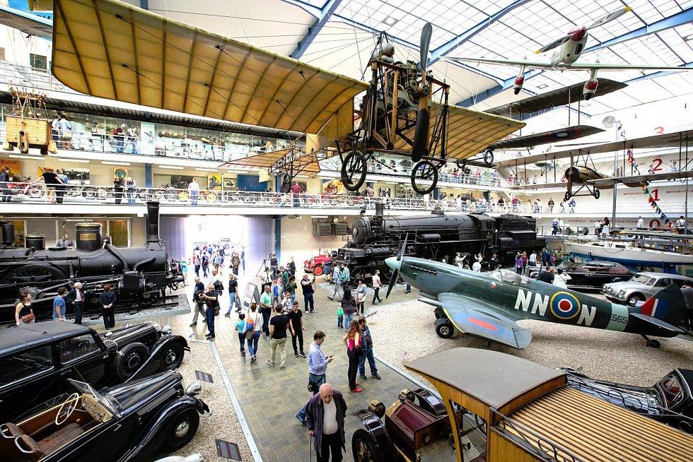 Národní technické muzeum.