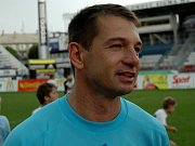 Český zápasník David Vála.
