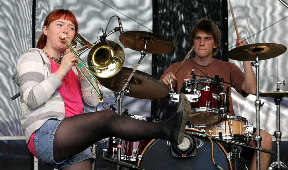 Žižkov sobě 2012, hudební festival na Parukářce zaměřený na ska.