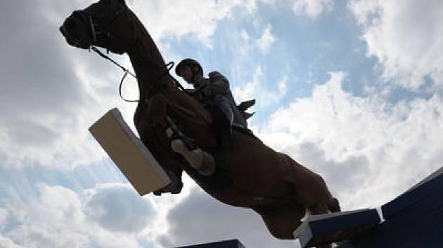 Světový pohár v parkúru v Tróji, který se jel pod názvem Concours De Saut D´Obstacles Internationale Officiel - Grand Prix ČSOB.