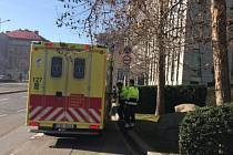 Cizinec se v Praze postřelil při neopatrné manipulaci s perkusním revolverem.