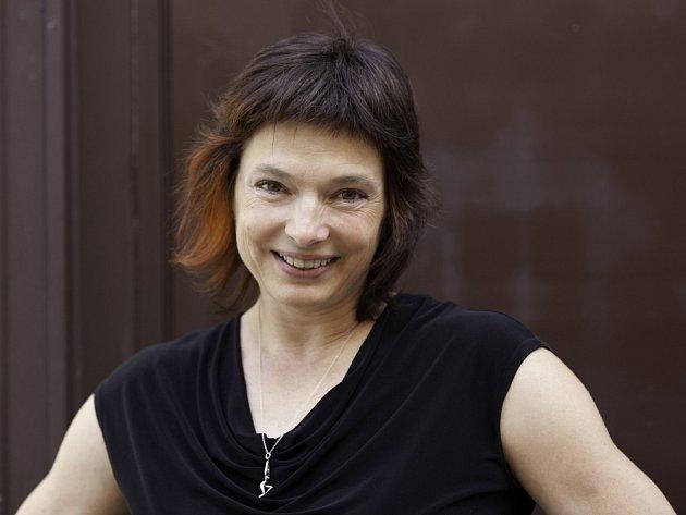 Ředitelka festivalu Česká taneční platforma Yvona Kreuzmannová.