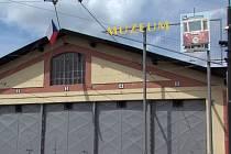 Muzeum městské hromadné dopravy v Praze.