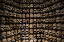 Z výstavy Smrt v Národním muzeu v Praze.