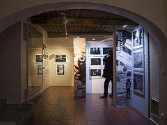Výstava Czech Press Photo byla zahájena na pražské Staroměstské radnici.