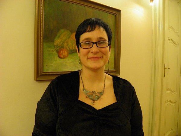 Kateřina Halfarová, ředitelka o.p.s. Centrum ALMA